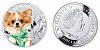 2014 - 1 $ Niue - Chihuahua / Čivava