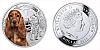 2014 - 1 $ Niue - Cocker Spaniel / Kokršpaněl