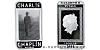 2014 - 1 $ Tuvalu - Charlie Chaplin: 100 let smíchu - lentikulární mince