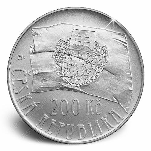 2014_200_Kc_Ceskoslovenske_legie_mince_bk_a