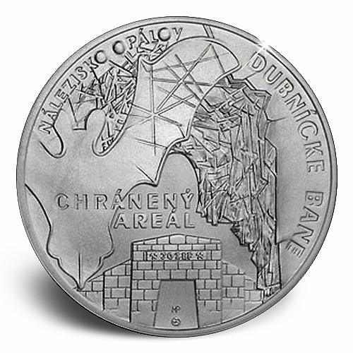 2014_20_Euro_Chraneny_areal_Dubnicke_bane_mince_bk_revers