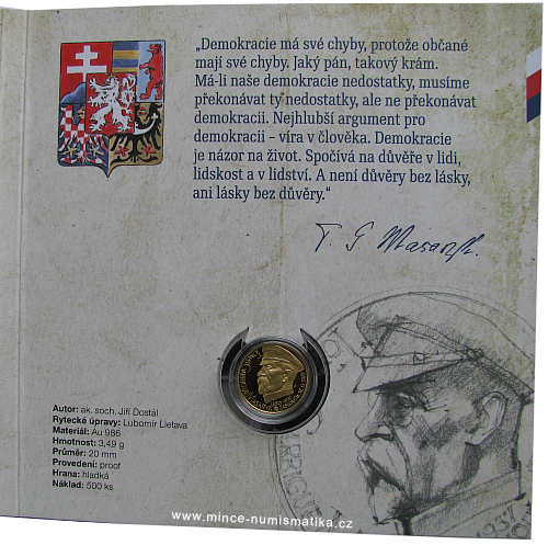 2014_medaile_Au_T.G.Masaryk_proof_detail_1
