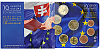 2014 - Sada oběžných mincí SR 2014 -
