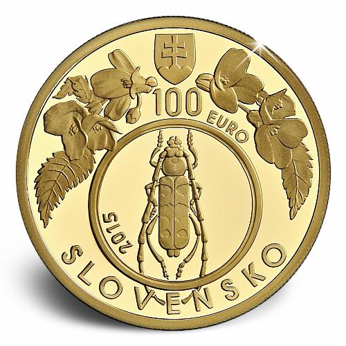 2015_100_euro_Karpatske_bukove_pralesy_Au_avers