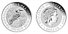 2015 - 1 dollar - The Australian Kookaburra 1 Oz Ag