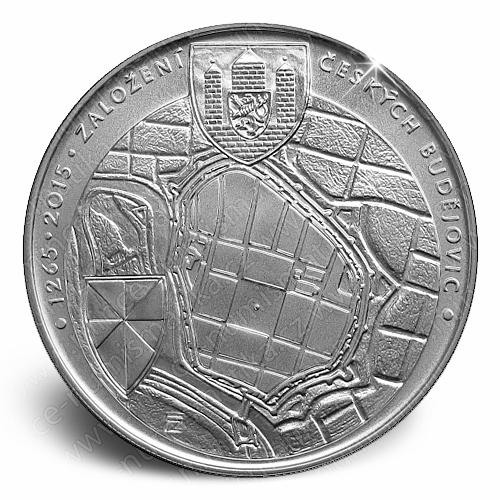 2015_200Kc_750._vyroci_zalozeni_Ceskych_Budejovic_mince_revers