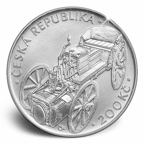 2015_200Kc_Josef_Bozek_predvedl_parovuz_mince_avers