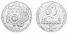 Stříbrná kilogramová mince 100 NZD 700. výročí narození Karla IV.