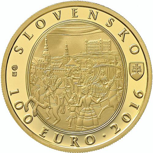 2016_100_euro_korunovace_Marie_Terezie_Au_1_avers_pp