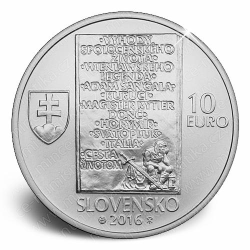 2016_10_Euro_Ladislav_Nadasi-Jege_Ag_mince_avers