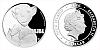 Stříbrná mince 1 NZD Spejbl