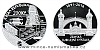 200 Kč - 125. výročí - Zemská jubilejní výstava v Praze, dokončení stavby Petřínské rozhledny