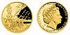 Zlatá mince 5 NZD Obléhání Leningradu