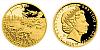 Zlatá mince 5 NZD Obléhání Tobrúku