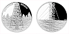 Stříbrná medaile Rozhledna Boubín