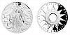Stříbrná medaile Svatý Josef