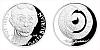 Stříbrná medaile Vlasta Burian