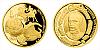Zlatá uncová medaile Dějiny válečnictví - Bitva u Hradce Králové