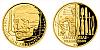 Zlatá půluncová medaile Jan Jessenius