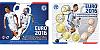 Sada oběžných mincí SR 2016 - Majstrovstvá Európy vo futbale EURO 2016 vo Francúzsku