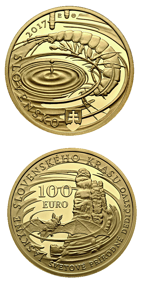 2017_100_Euro_Jaskyne_slovenskeho_krasu_Au_proof_mince