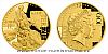 Zlatá dvouuncová mince Marie Terezie a Josef II.