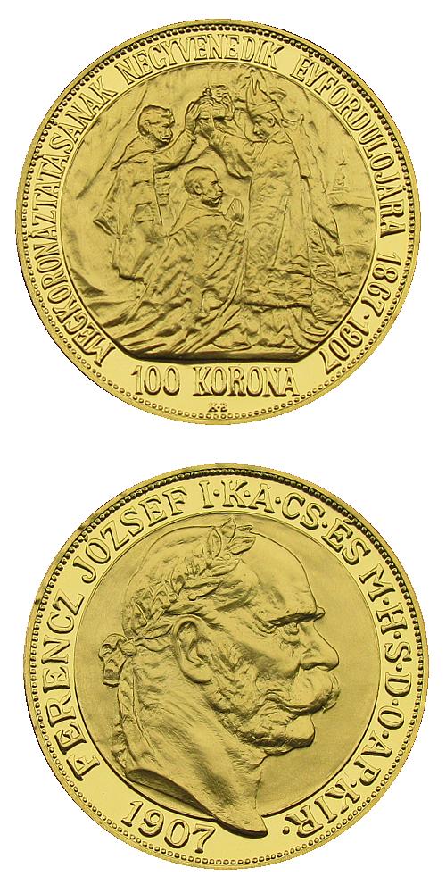 2017_100_koruna_FJI_RU_1907_K.B._novorazba_Au_unc_mince