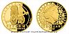 Zlatá čtvrtuncová mince Reformy Marie Terezie - vojenská