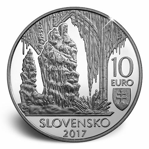 2017_10_euro_Jeskyne_Slovenskeho_krasu_avers