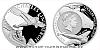 Stříbrná mince Století létání - Charles Lindbergh