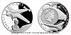 Stříbrná mince Století létání - Amelia Earhartová