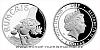 Stříbrná mince 1 NZD Rumcajs