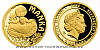 Zlatá mince Manka