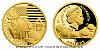 Zlatá mince Válečný rok 1942 - Projekt Manhattan