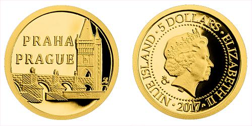 2017_5_NZD_pohlednice_Praha-Karluv_most_Au_1_mince