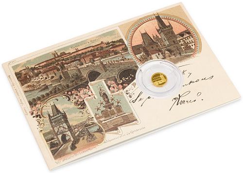 2017_5_NZD_pohlednice_Praha-Karluv_most_Au_blistr_2