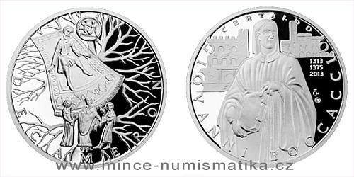 Stříbrná medaile Dekameron den desátý - Návrat