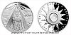 Stříbrná medaile Melichar