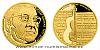 Zlatá půluncová medaile Josef Kainar