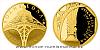 Zlatá uncová medaile Petřínská rozhledna