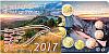 Sada oběžných mincí SR 2017 - Euromince