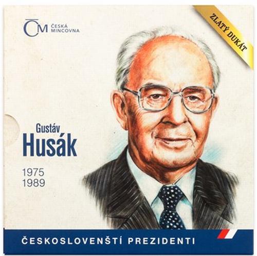 2017_zlaty_dukat_Gustav_Husak_blistr_1