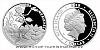 Stříbrná mince Ferda Mravenec