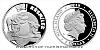 Stříbrná mince Pohádky z mechu a kapradí - Křemílek