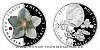 Stříbrná mince 1 NZD Ohrožená příroda - Tolije bahenní