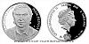 Stříbrná mince Ivan Hlinka