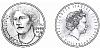 Zlatá uncová mince Osudové ženy - Ema Destinnová