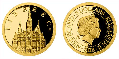 2018_5_NZD_Au_Liberec-radnice_proof_mince