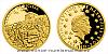 Zlatá mince 5 NZD Válečný rok 1943 - Invaze na Sicilii