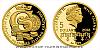 Zlatá mince Doba Jiřího z Poděbrad - Hospodář Českého království